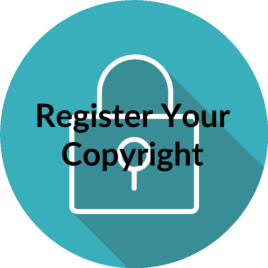 Register your Copyright – Single Item