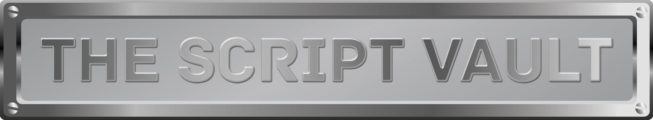 The Script Vault/ CopyrightRegistration.co.uk